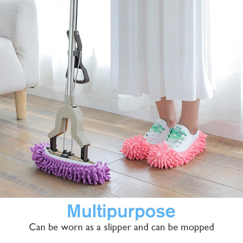 Creative Mopping Shoe Covers(1 Pair) - looshore