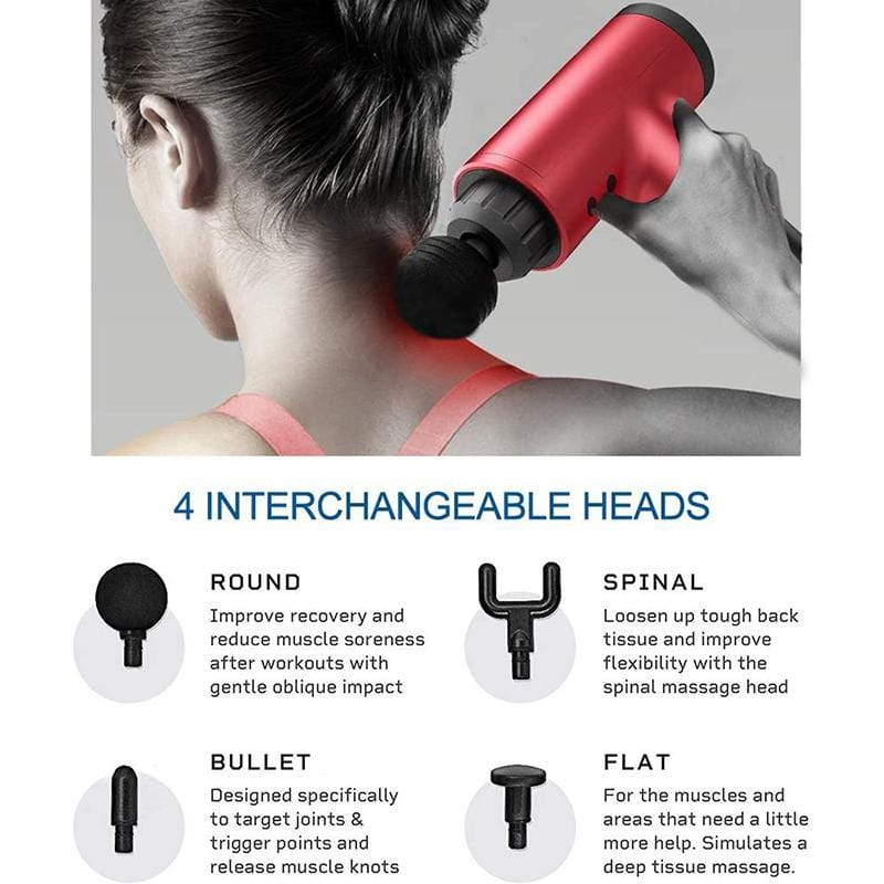 Portable Massage Gun - looshore