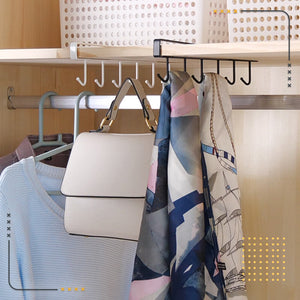 ✨✨Black Friday Promotion✨✨Under-Cabinet Hanger Rack