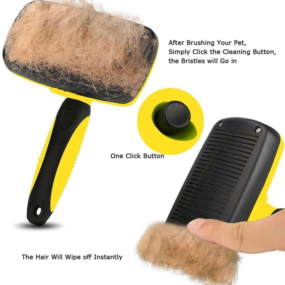 Pet Grooming Brush - looshore