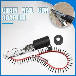 Electric Drill Chain Nail Gun Adapter - looshore