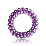 Lilac Pure Metal Blend Hair Tie by Vere