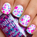 Butterfly Kisses - Polka Dot Nail Polish