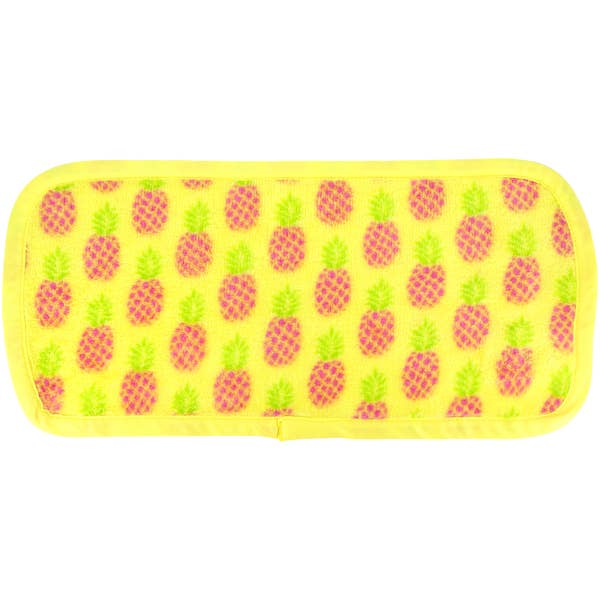 Makeup Eraser With Bag -- Pineapple