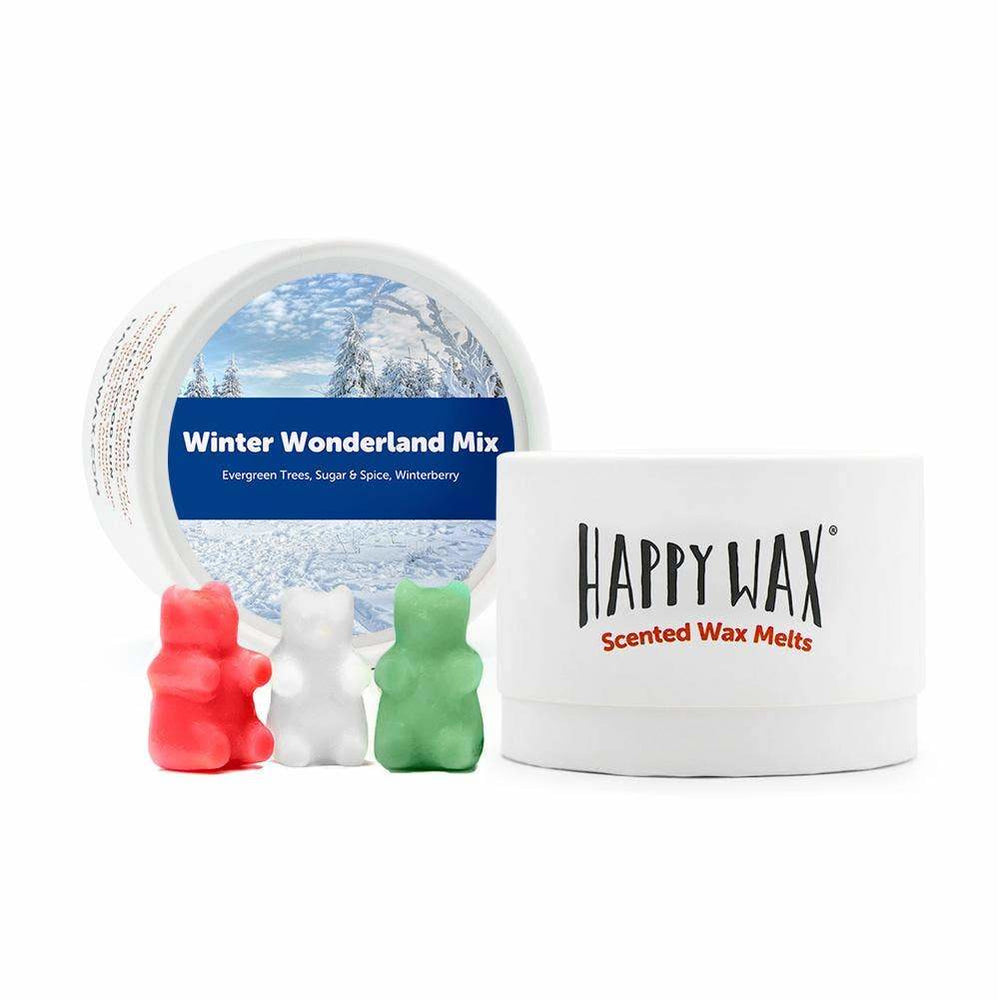 Happy Wax Soy Melts --  Winter Wonderland