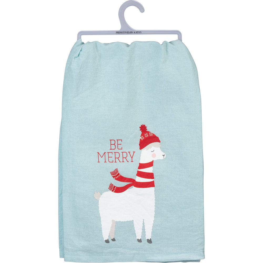 Be Merry - Kitchen Towel