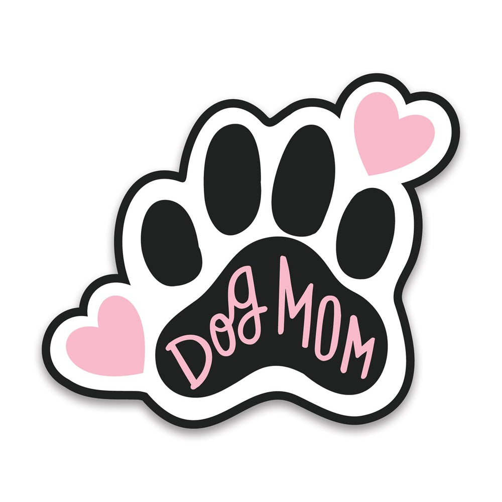 Dog Mom -- Car Magnet by PBK