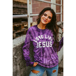Love Like Jesus Long Sleeve  T-Shirt -- Choice of Color