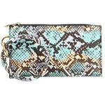 Animal Print Zipper Bag -- Choice of Color