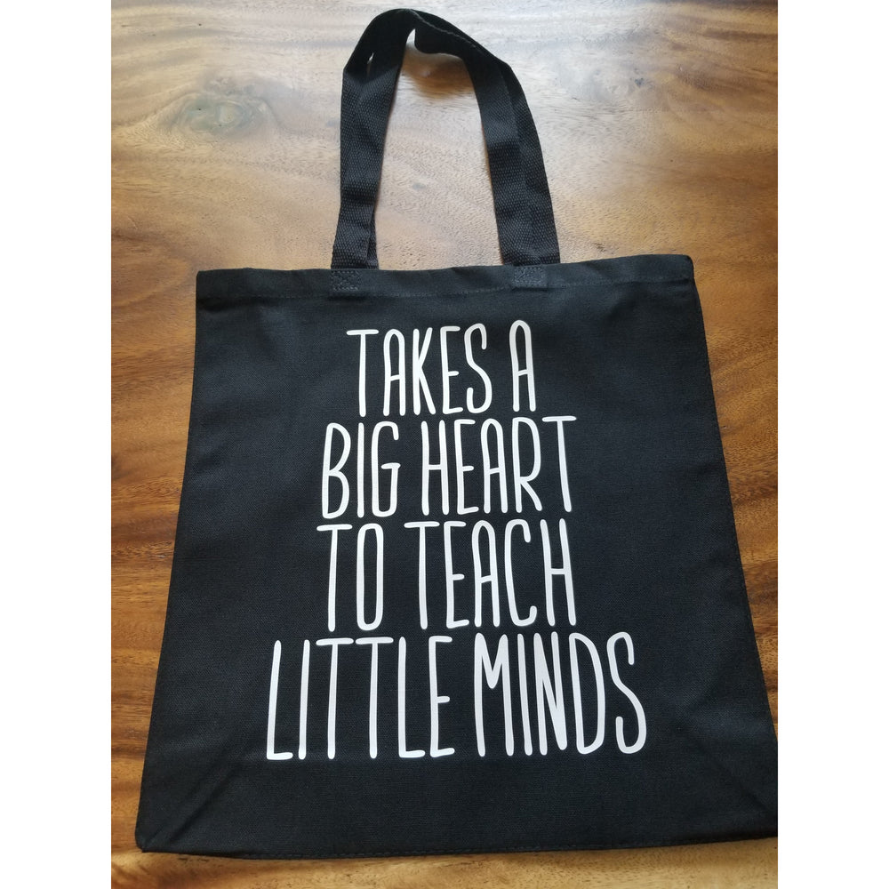 Takes a Big Heart Tote