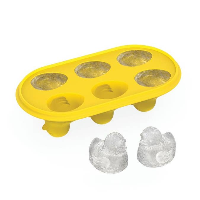 Quack the Ice™ Silicone Ice Cube Tray