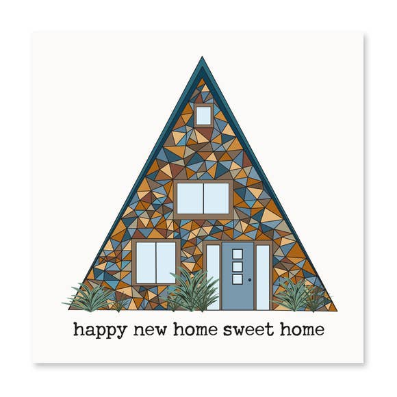 Home Sweet Home! Greeting Card