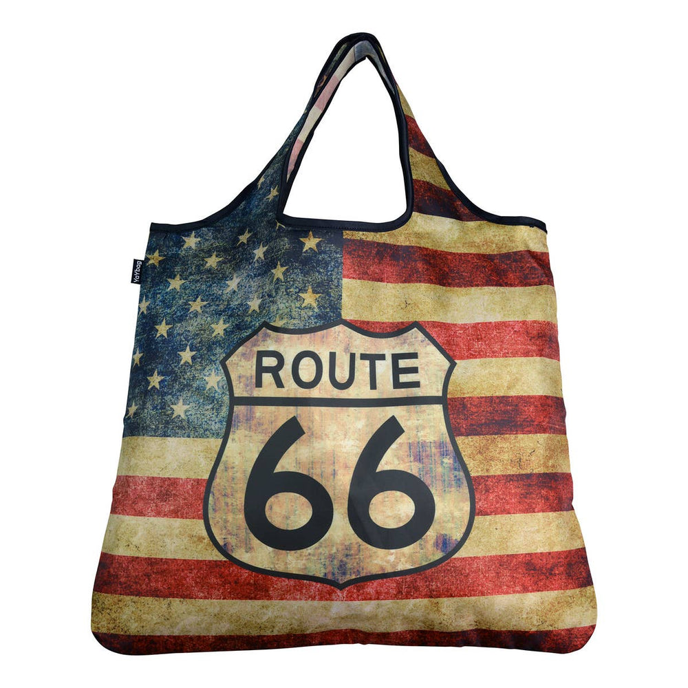 YaY Novelty Original  Bag -- Route 66