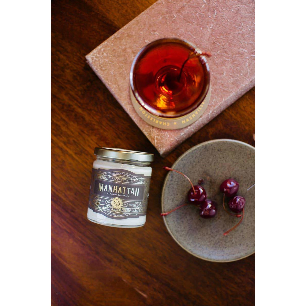 Manhattan Candle by Rewined