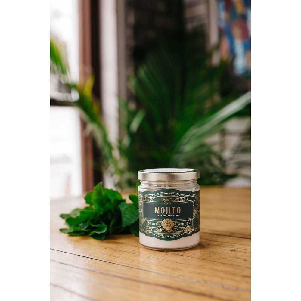 Mojito Candle by Rewined