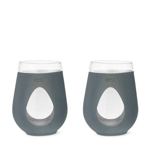 Revive Glass Wine by Host -- Choice of Color - BFF Here