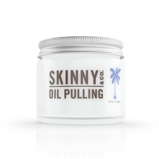 Skinny & Co. Peppermint Oil Pull