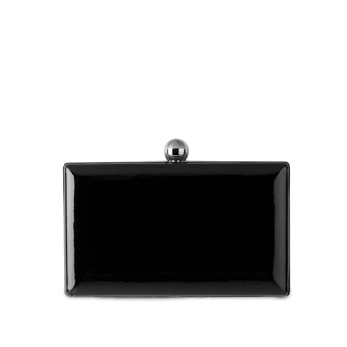 Black Incognito Clutch Flask by Blush