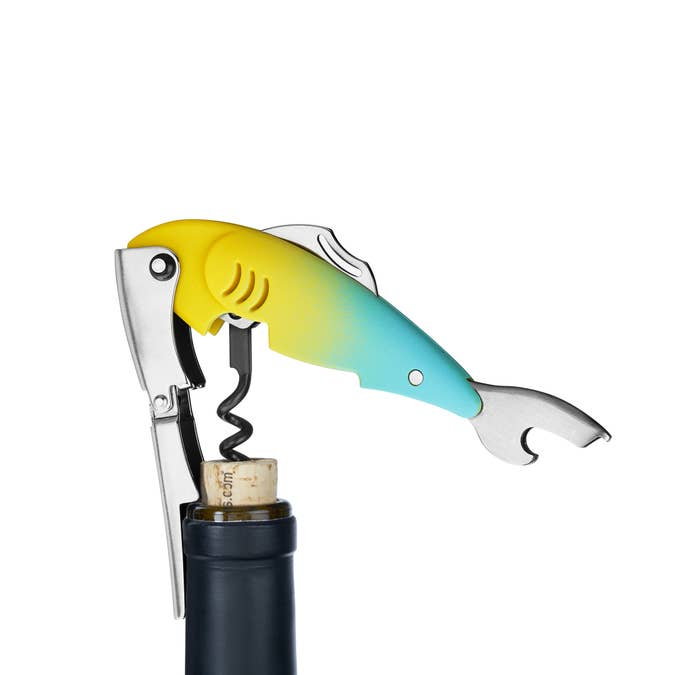 Gillbert -- The Ombre Fish Corkscrew