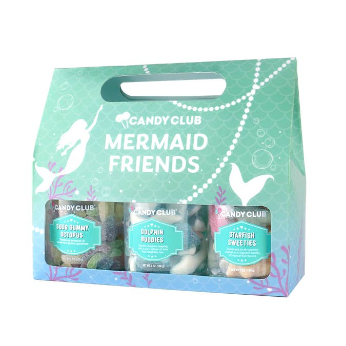 Mermaid Friends Gift Set by Candy Club