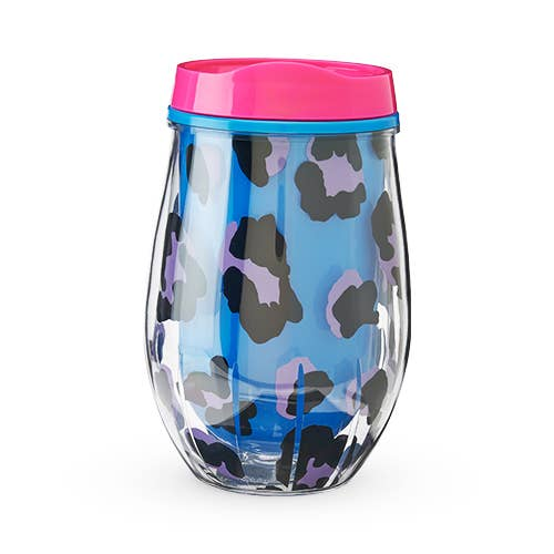 Electric Stemless Wine Tumbler -- Choice of Color