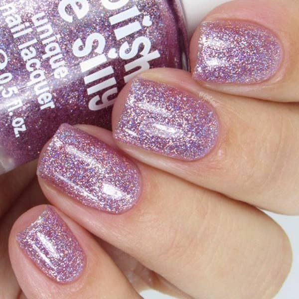 Show Off - Rainbow Sparkle Nail Polish