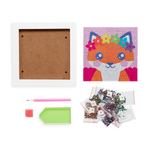 Razzle Dazzle DIY Gem Art Kit: Friendly Fox