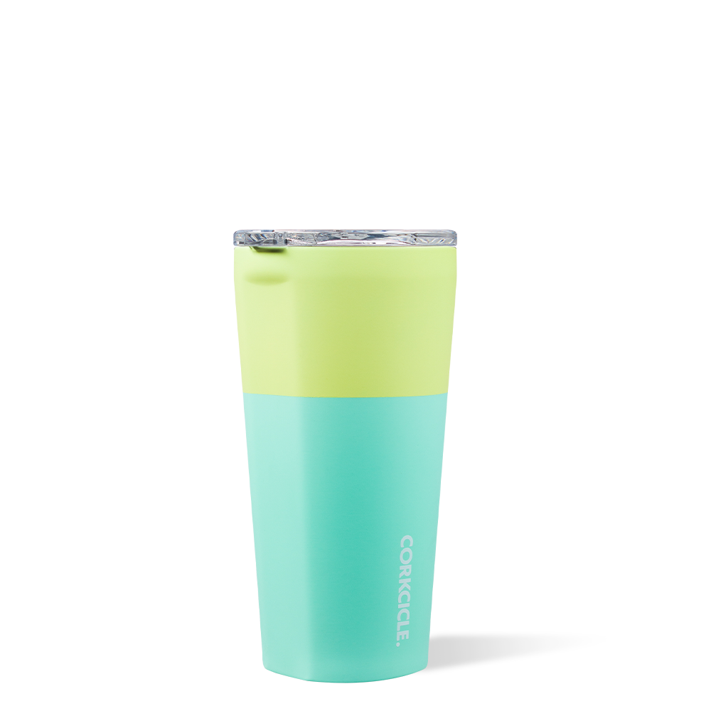 16 oz Tumbler By Corkcicle -- Limeade