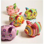 Sweet Savings Piggy Bank -- Choice of Design