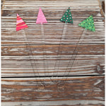 Christmas Stir Sticks -- Choice of Style