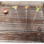 Tropical Drinks Stir Sticks -- Choice of Style