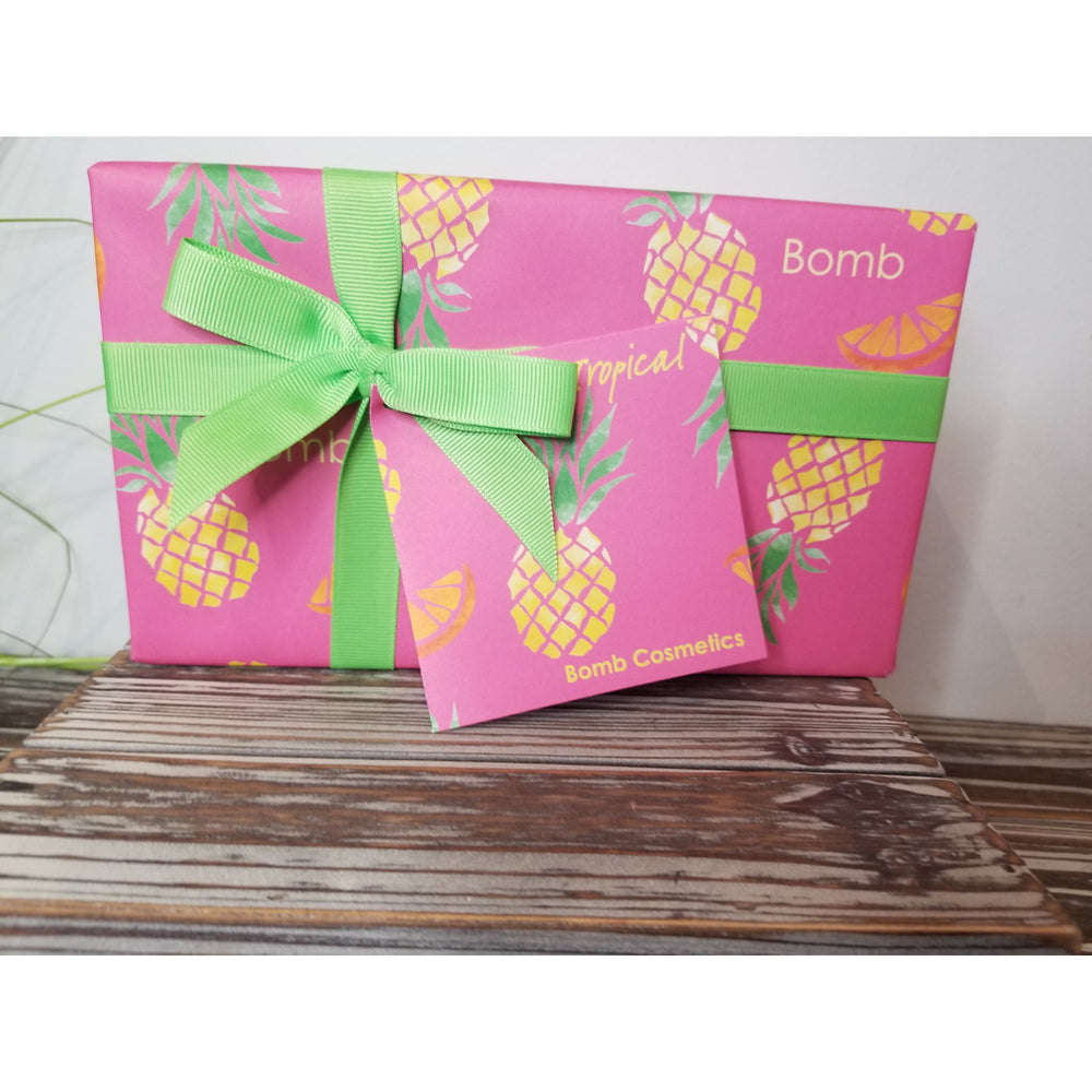 Totally Tropical Gift Pack by Bomb Cosmetics
