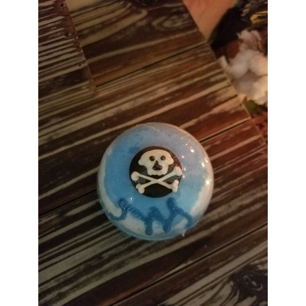 Shiver Me Timbers Bath Blaster by Bomb Cosmetics