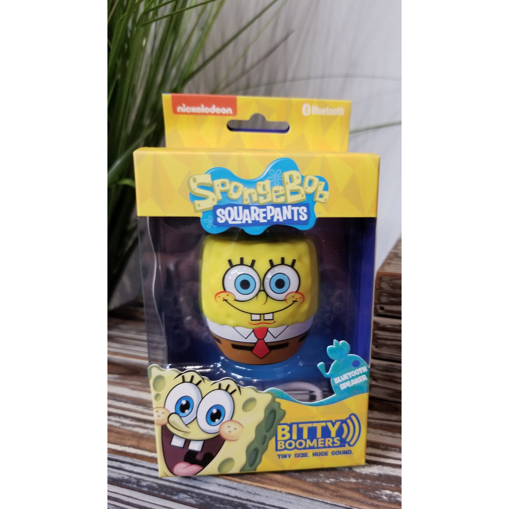 Spongebob Squarepants & Friends Bitty Boomers -- Choice of Character