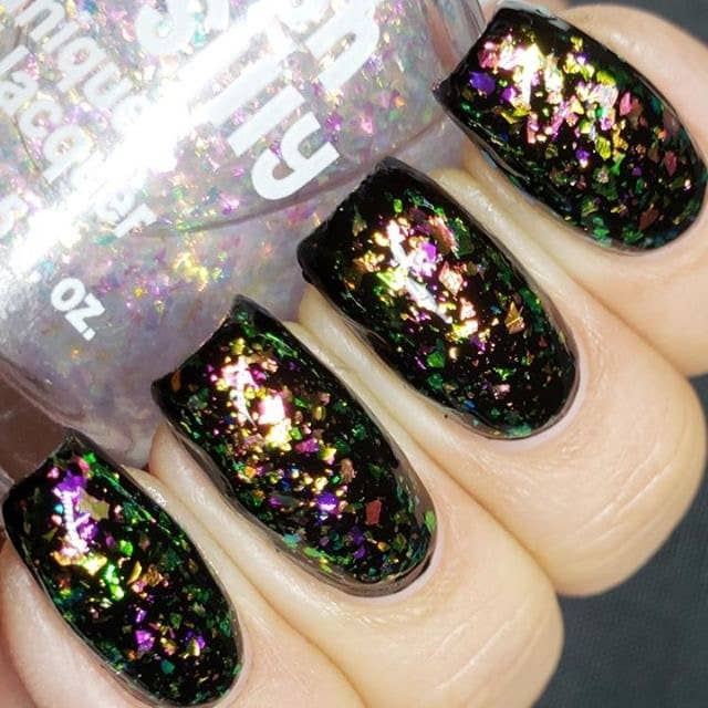 Unicorn Tears - Unicorn Glow Nail Polish