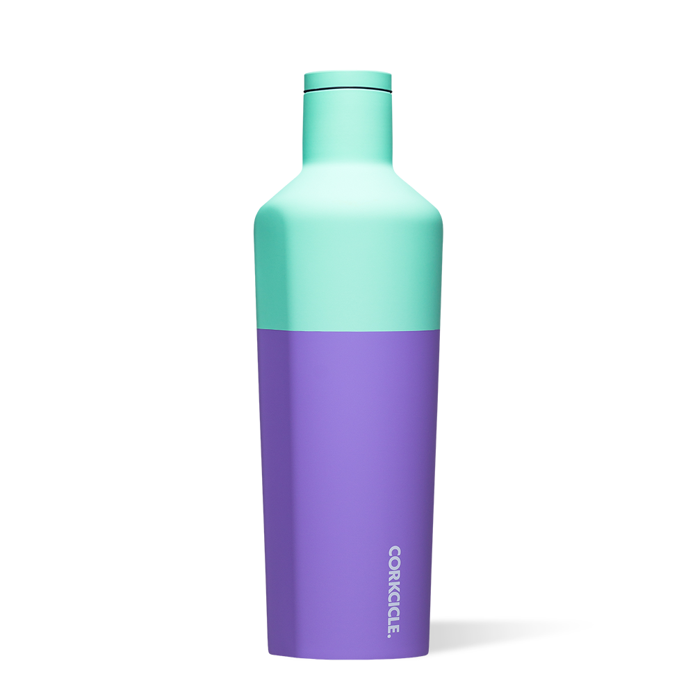 25 oz Canteen By Corkcicle -- Mint Berry
