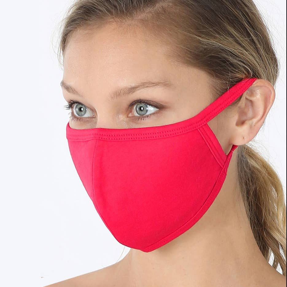 Ruby Face Mask - Adult