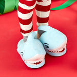 Shark Buddy Children's Slippers