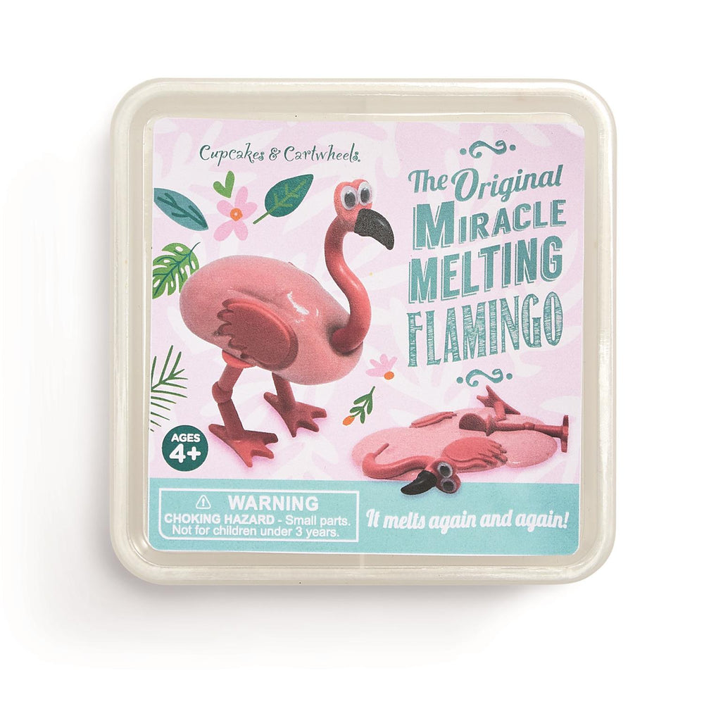 Miracle Melting Flamingo