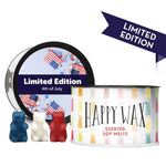 Happy Wax Soy Melts -- 4th of July Limited Edition