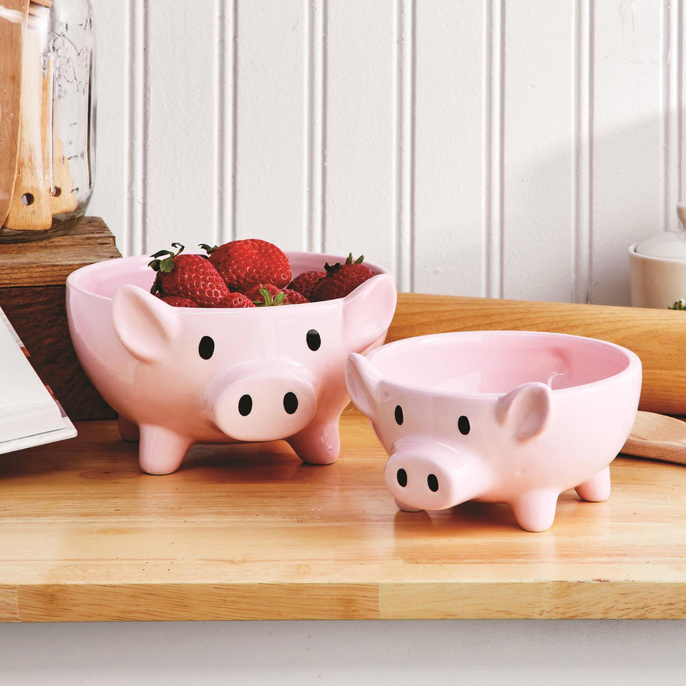 Two Little Pigs Multipurpose Bowls