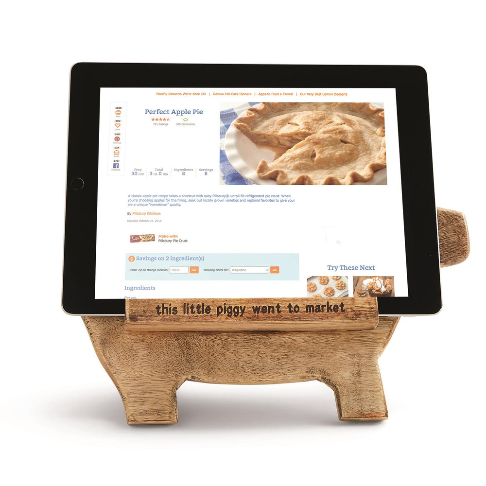 This Little Pig iPad/Tablet/Cookbook Stand