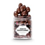 Sugarless Chocolate Almonds - LIMITED EDITION by Candy Club