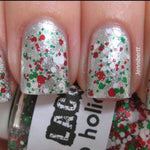Ho Ho Holidays-- Christmas Holiday Glitter Nail Polish