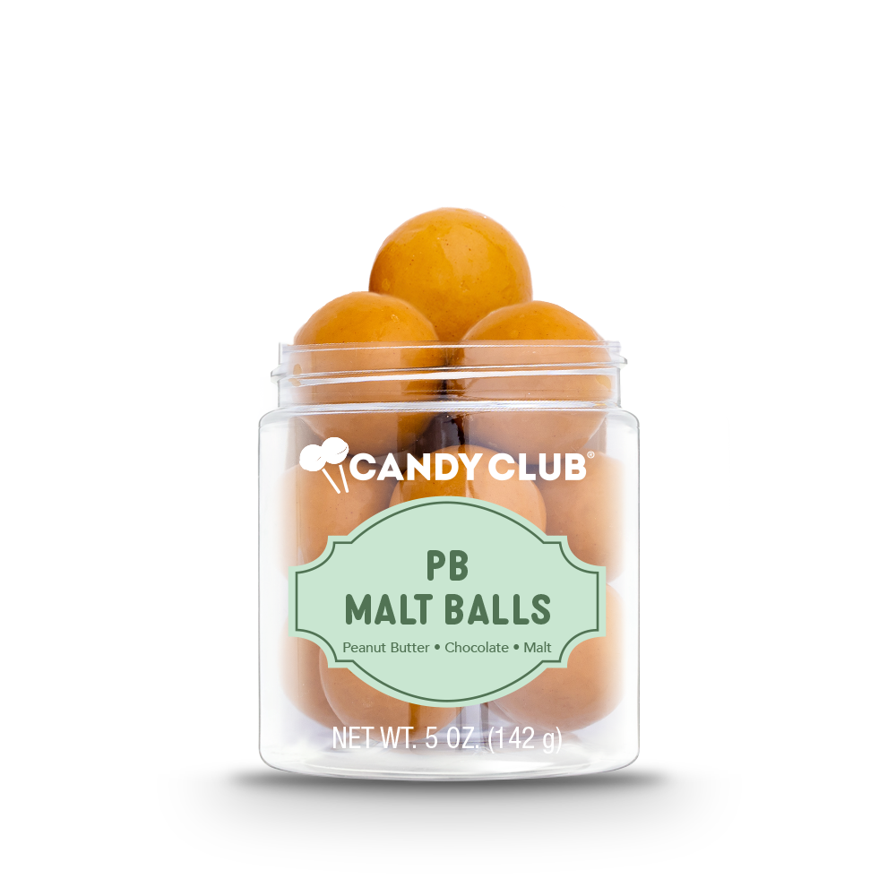 PB Malt Balls by Candy Club