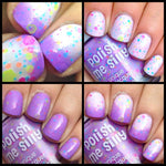 Lilac Lover -- Thermal Color Nail Polish