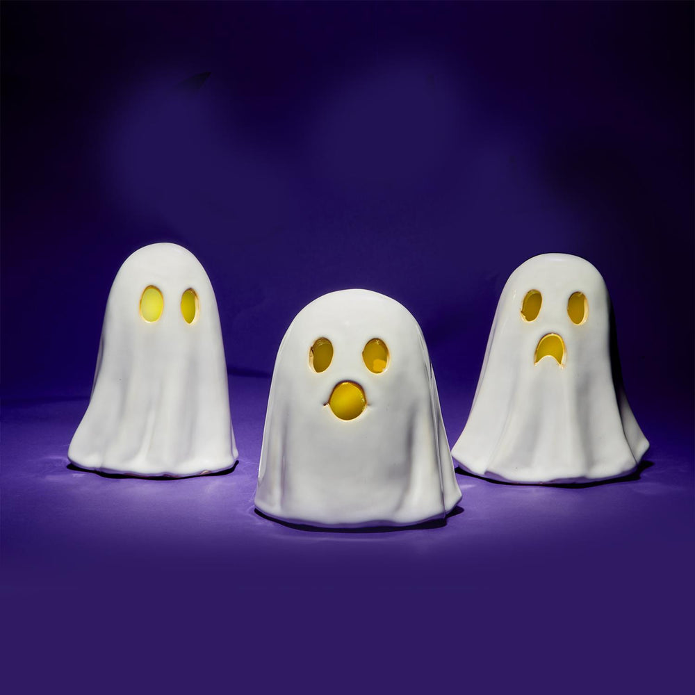 BOO!  Light Up Ghost -- Choice of Design