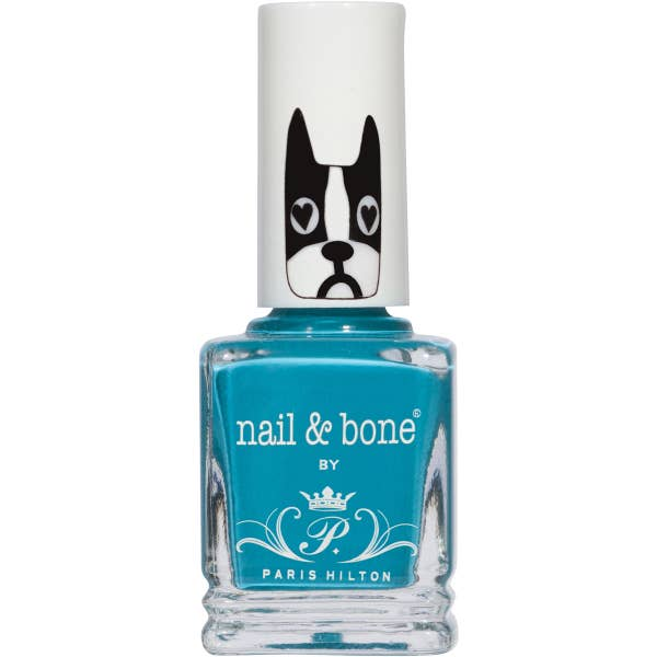 Aqua Mermaid Nail Polish by Nail & Bone