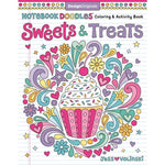 Sweets & Treats Coloring Book