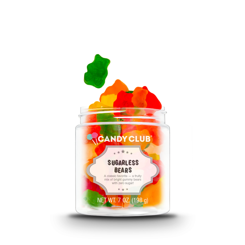 Sugarless Bears *LIMITED EDITION* by Candy Club